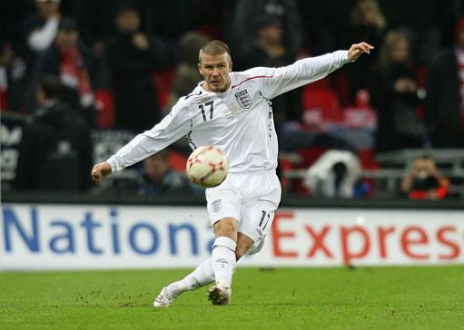 图文-[欧预赛]英格兰2-3克罗地亚最后的贝氏弧线?