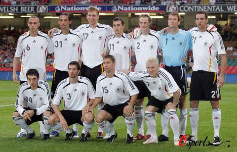 图文-2008年欧锦赛16强预计首发德国提前三轮出线