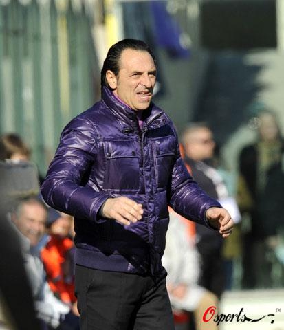 图文-[意甲]佛罗伦萨2-1卡塔尼亚普兰德利真叫帅