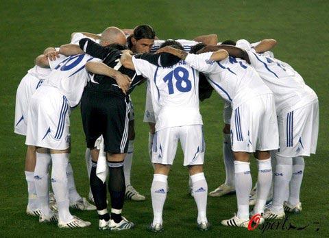 图文-[欧冠]巴塞罗那VS沙尔克沙尔克团结就是力量