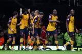 图文-[英超]西汉姆联0-2阿森纳阿德巴约成最大功臣