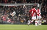 图文-[英超]阿森纳VS热刺远程世界波攻破阿森纳球门
