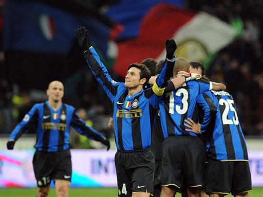 Inter 1-0 Juventus