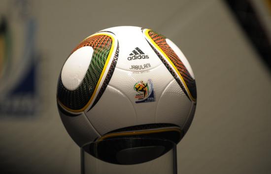 南非世界杯官方用球_图文-南非世界杯官方用球发布仪式 赋予当地元素