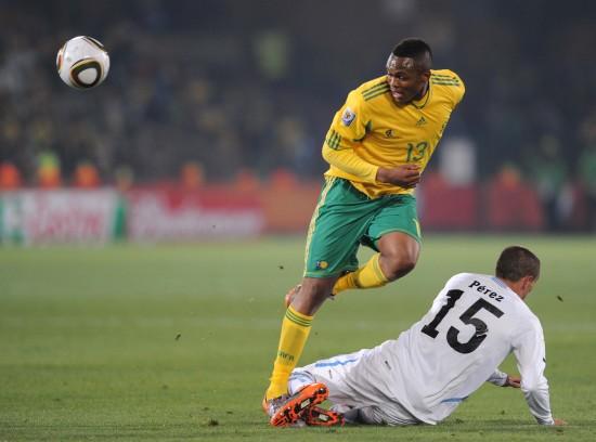 图文-[小组赛]南非VS乌拉圭迪克加科伊出击
