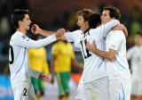 团结的乌拉圭队员
