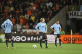 乌拉圭球员很郁闷