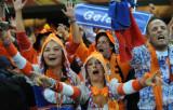 荷兰队球迷庆祝