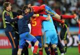 西班牙队闯入决赛