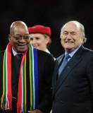 南非总统祖马