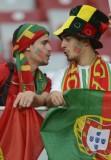 两名葡萄牙球迷