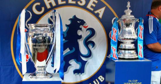 切尔西夺得2012年度欧洲最佳俱乐部称号