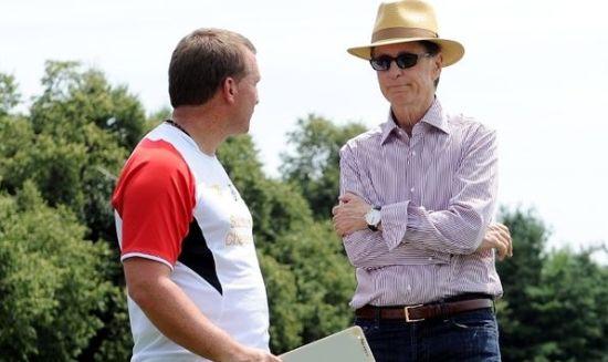 红军老板亨利对罗杰斯十分信任