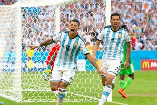 罗霍在世界杯上表现出色