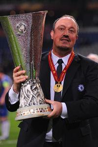 意甲劲旅官方宣布贝尼特斯上任2+1合同将战欧冠