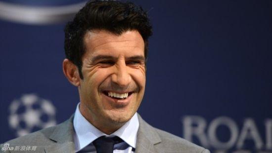 菲戈谈意大利足球以及国米和AC米兰