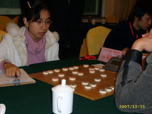 全国象棋大师赛开战 夺冠热门蒋川潘振波取开门红图片