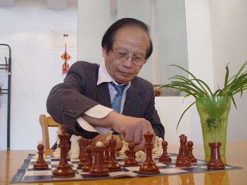 把握机遇更上层楼--棋界元老徐家亮谈智力运动会