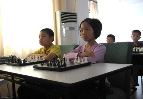 """绍兴市""""才思""""国际象棋俱乐部于10月份正式成立"""