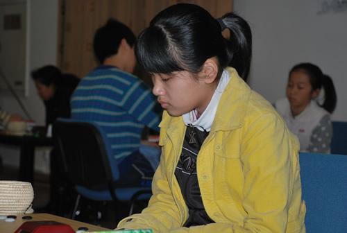 智运会围棋业余女子个人於之莹夺冠陈一鸣屈居亚军
