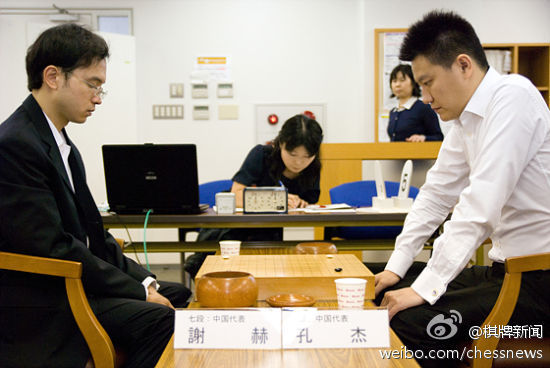中国孔杰谢赫两员大将竟都是折于内战