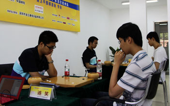 围甲第8轮古力胜彭荃重庆击败卫冕冠军继续领跑
