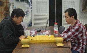 棋圣战预选第3轮党毅飞不敌胡跃峰俞斌江维杰晋级