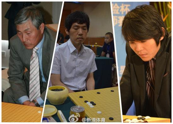 曹薰铉李昌镐李世石后,谁来承接韩国围棋?