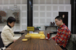 新人王赛於之莹连胜男子进4强破18年前张璇纪录