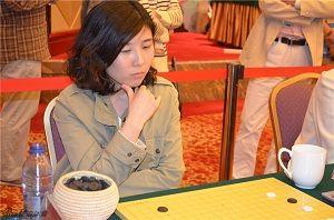 女子团体赛朴志恩李玟真开门红苏圣芳不敌杨棋棋