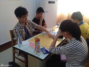 闽台大学生业余围棋赛落幕厦门大学获团体冠军
