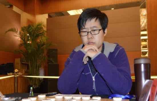 象棋个人赛女子组 王琳娜第四度夺冠