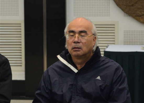 北京围棋队总教练谭炎午