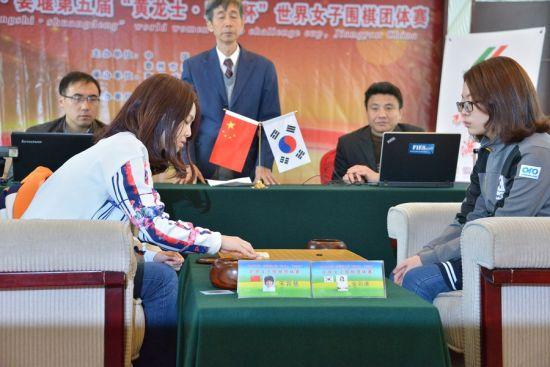 女子擂台宋容慧斩韩将取5连胜中国人数超韩国