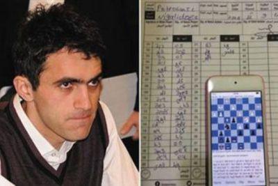 国际象棋大师用软件作弊 人工智能已超人脑?