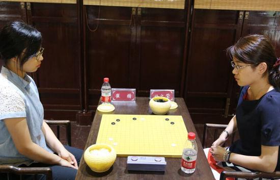 中韩新锐对抗赛中国4比5负申真�三战全胜