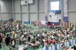 图文-亚洲杯围棋锦标赛落幕比赛现场秩序井然