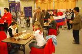 图文-国象超快棋团体半决赛&决赛中俄对决受关注
