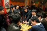 韩国棋手观战