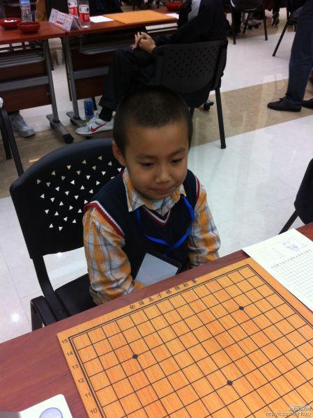 最小五子棋棋手