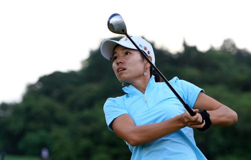 厦门东方打球需开动脑筋胡玲备战中国女子公开赛