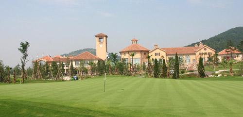 浙江九龙山将军高尔夫俱乐部打球价格