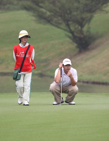 中巡赛广州站顺利晋级苏东:自我调节能力更胜从前