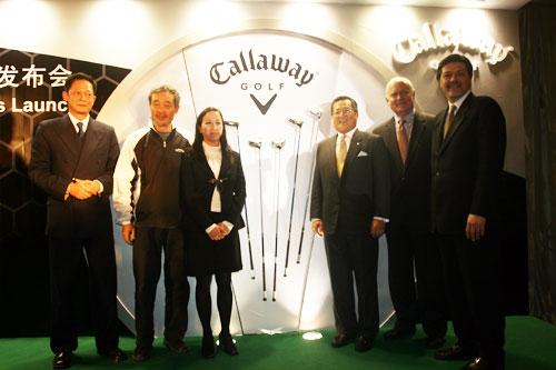 Callaway高尔夫2008新品惊艳登场续写品牌传奇
