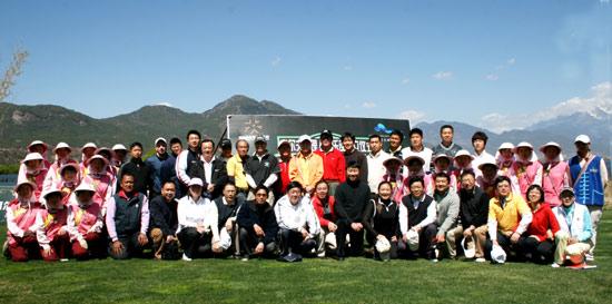 高尔夫经理人联谊赛扩大人大高尔夫EMBA学员平台