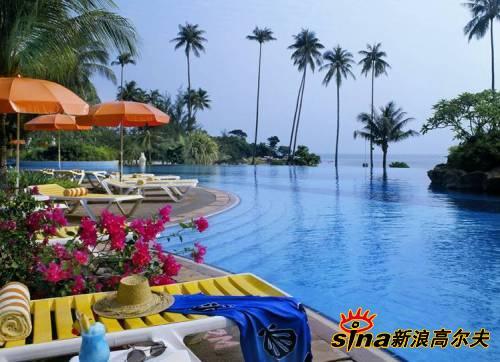 至尊旅程高球之旅-民丹岛2月娜湾酒店特价7280元