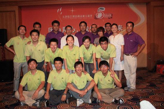 """天津""""高校杯""""高尔夫邀请赛在松江团泊湖举行"""