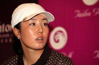 韩国球手领跑太湖女子赛内地22人晋级白云雁进前5