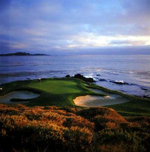梦幻圆石滩林克斯球场此生必体验的高尔夫乐土