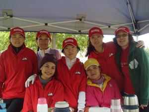 厦门鹭岛高尔夫女子队新年月例赛在凯歌举行(图)